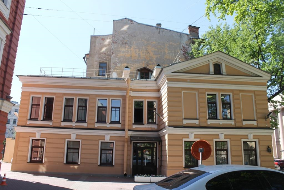 Чердачное помещение Административного здания
