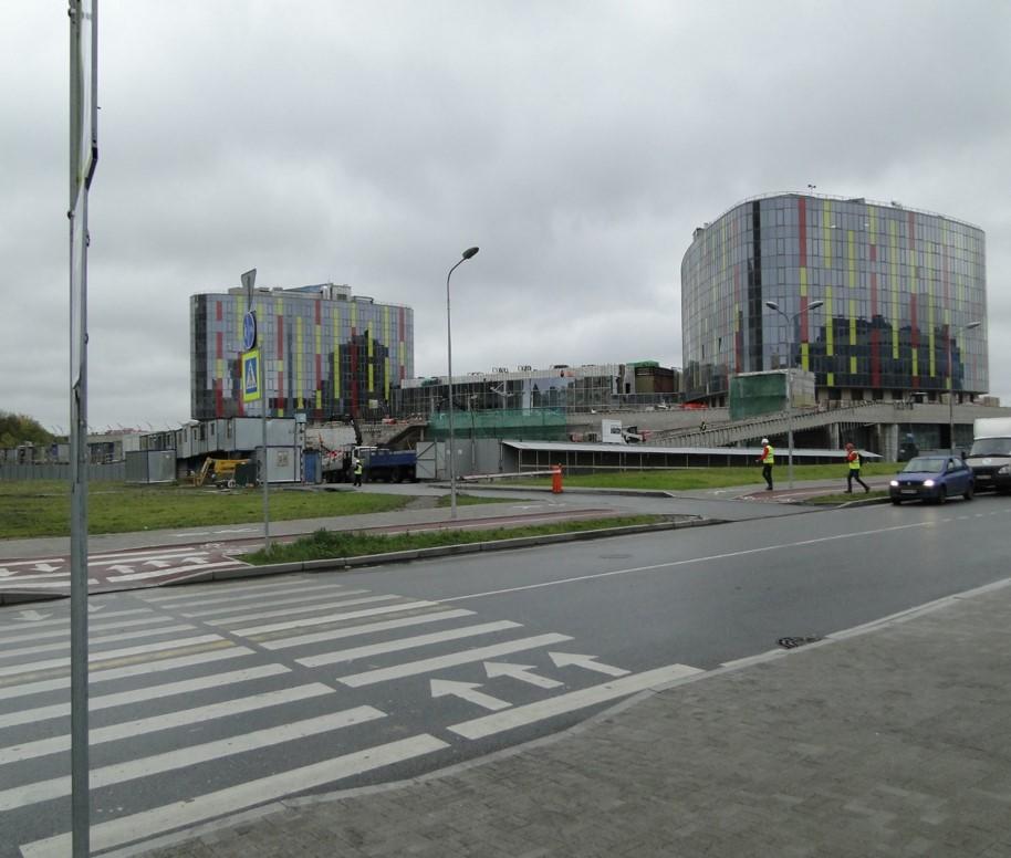 Реконструкция здания под деловое управление (бизнес-центр)