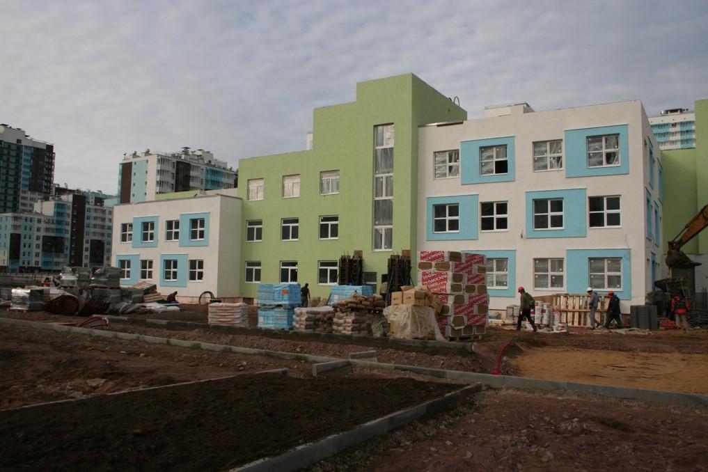 Здание  дошкольного образовательного учреждения на 190 мест