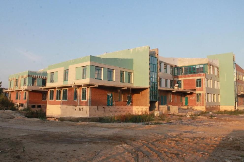ГУЗ «Городская поликлиника №64» для взрослых и детей с общей мощностью 340 посещений в смену