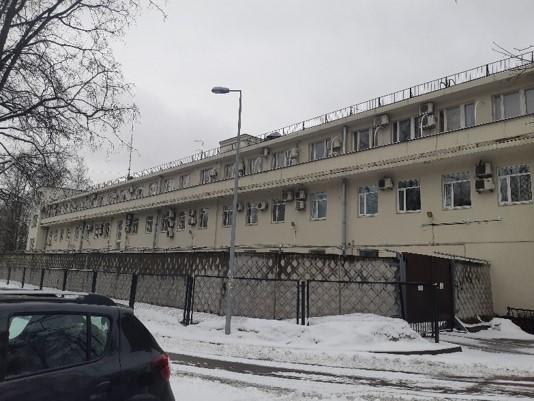 Здания, попадающие в 30-и метровую зону  при строительстве объекта: «Многоквартирный жилой дом со встроенными помещениями, встроенное детское дошкольное учреждение, подземная автостоянка»