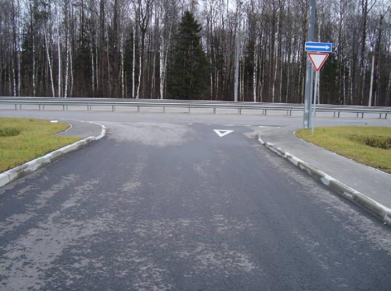 Строительство магистрали М-32-А с подключением к КАД в разных уровнях. 1 этап. Строительство подъездной дороги к заводу «Хендай»