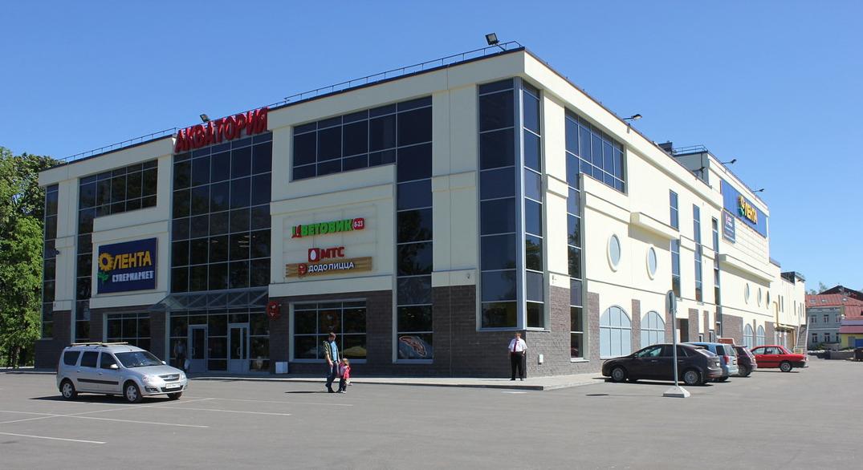 Торгово-развлекательный комплекс