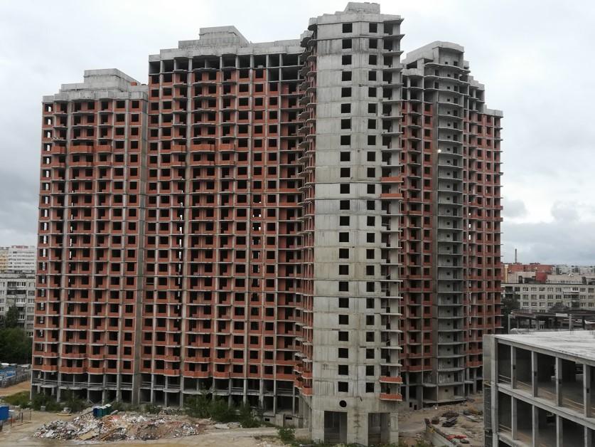 Комплекс многоквартирных жилых домов со встроенно-пристроенными помещениями, с торгово-развлекательным комплексом, фитнес центром и автостоянками (2 этап)