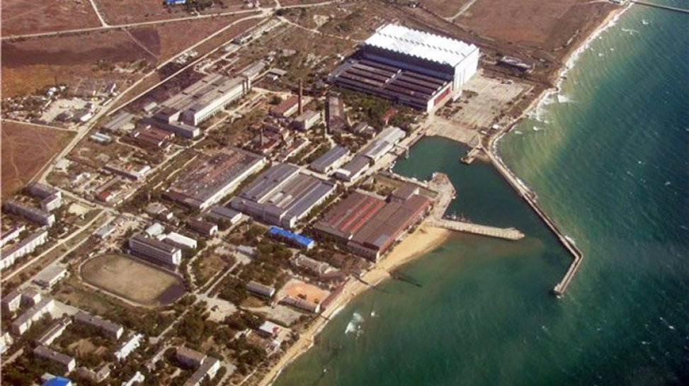 Судостроительный завод «Море»