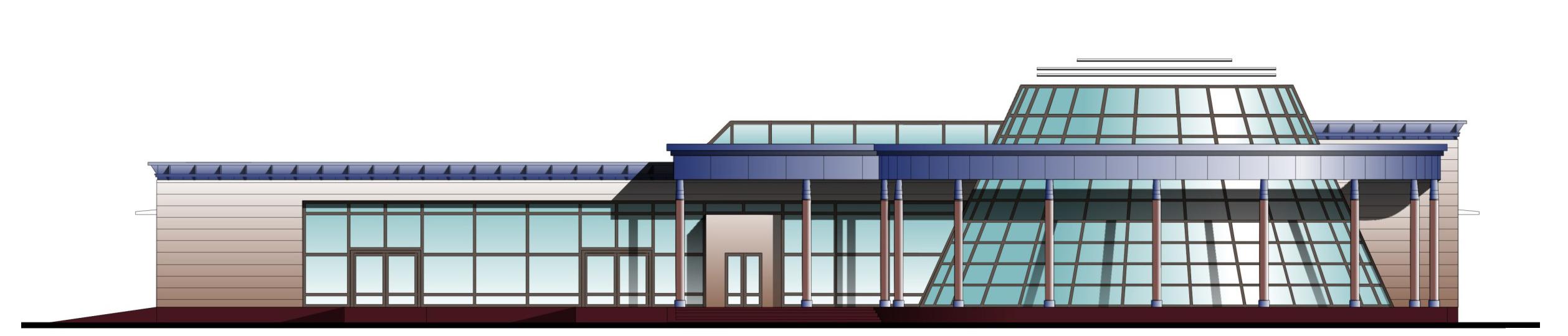 Строительство здания автосалона, торгово-складского комплекса и автоцентра  сервисного  обслуживания легковых и грузовых автомобилей по адресу: СПб, Пулковское шоссе, д.42, участки 1, 2, 3.