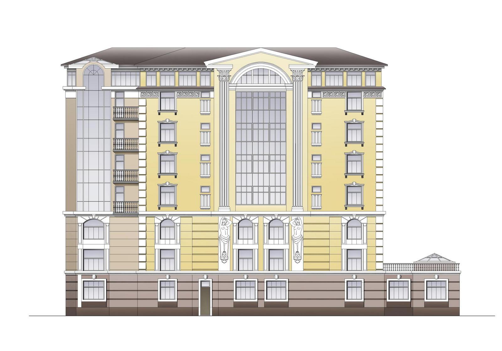 Строительство жилого дома по адресу: ул. Радищева, д. 39, лит. А