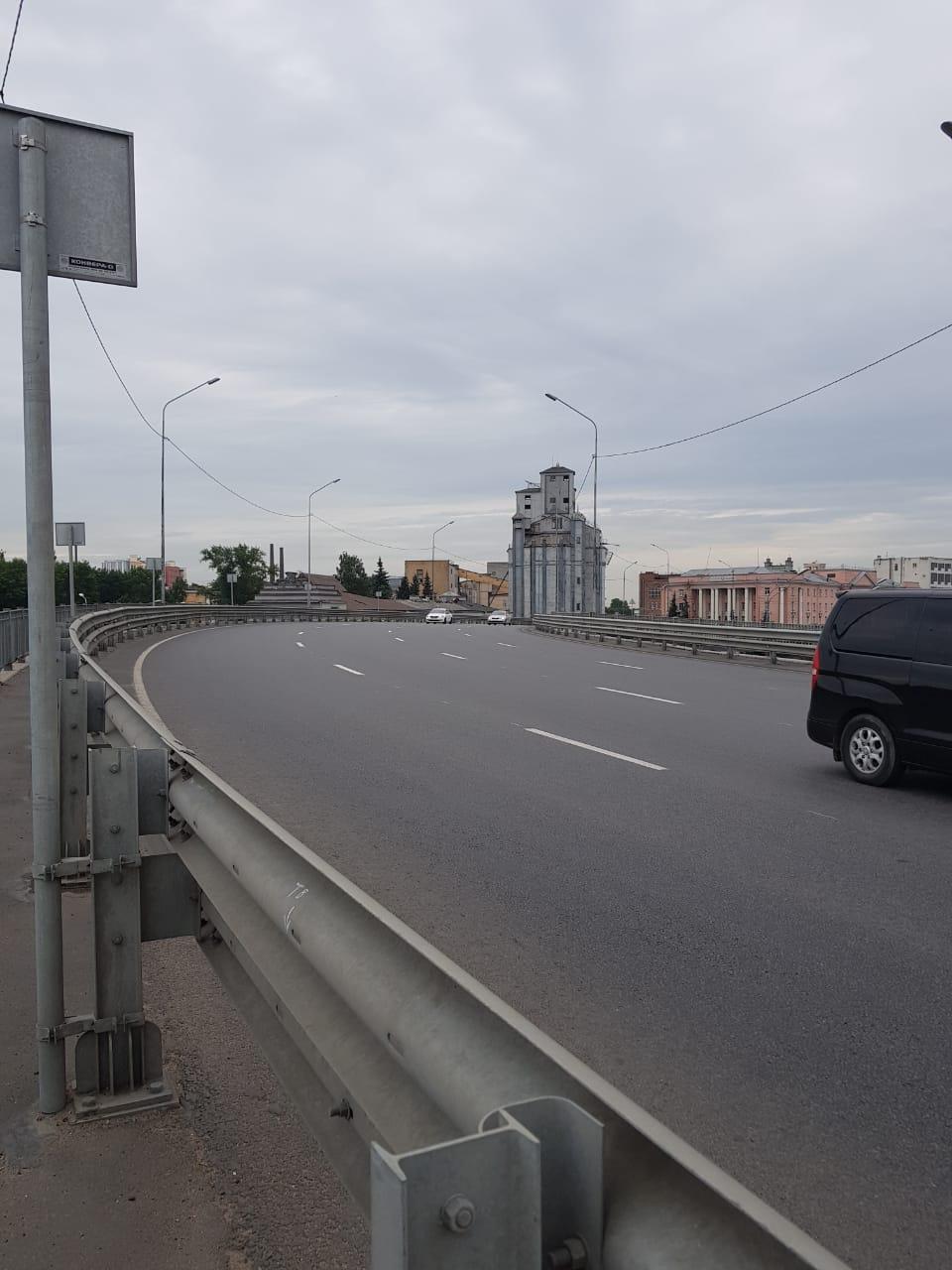 Проектирование проезда по южному берегу Обводного канала