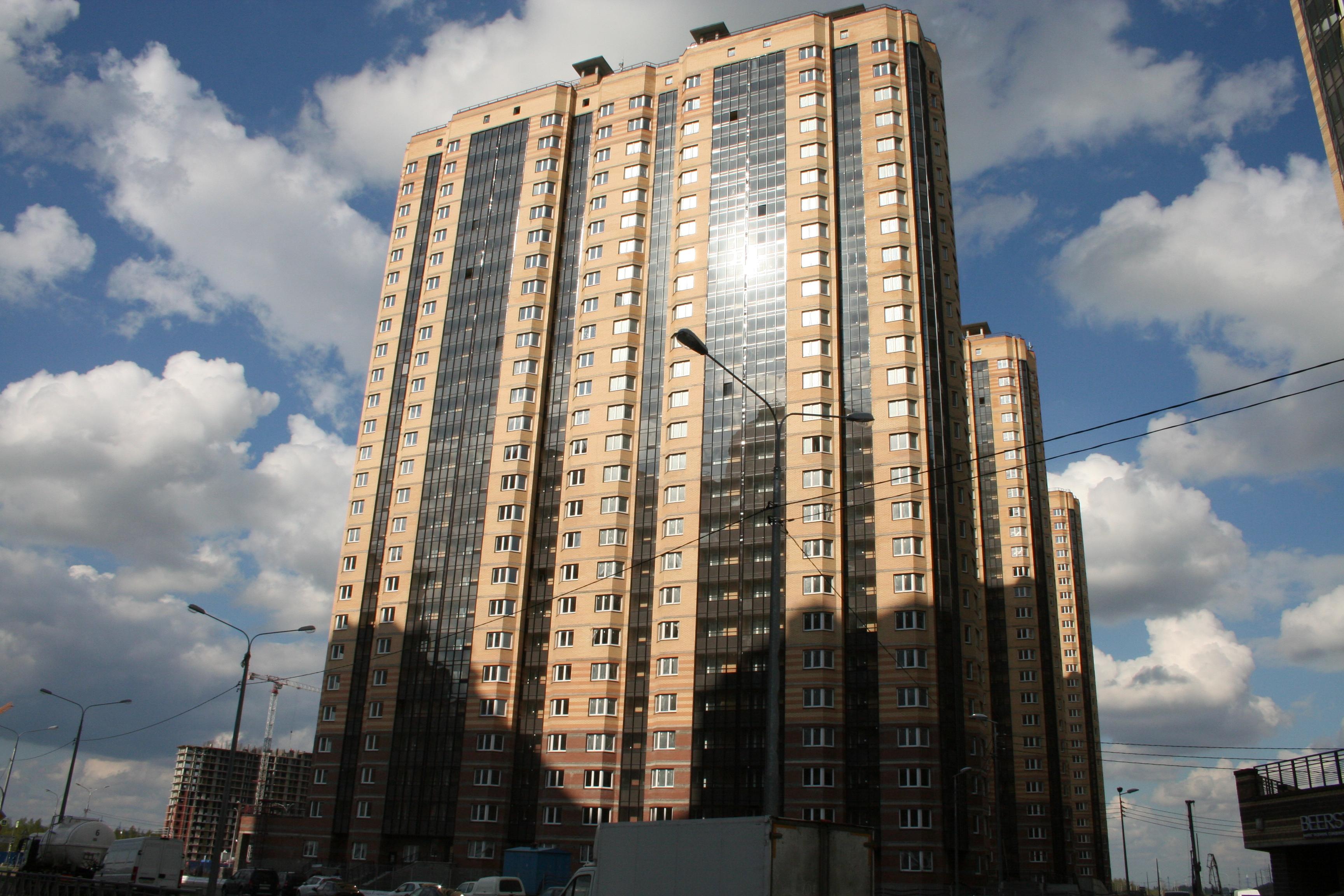 """комплекс жилых зданий района """"Северная долина"""