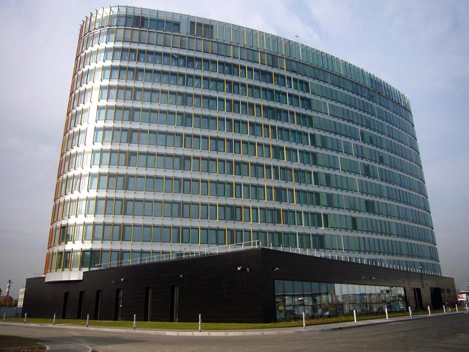 БЦ «Цеппелин» - Здание многофункционального комплекса с объектами общественного и административного назначения