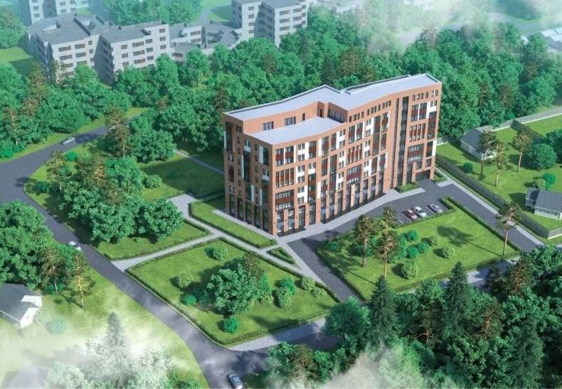 Многоквартирный жилой дом со встроенными помещениями и встроенно-пристроенной подземной автостоянкой